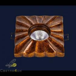 Точечный светильник 732M7050B CRAZE GOLD