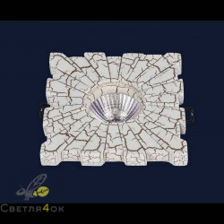 Точечный светильник 732M7054 CRAZE GOLD