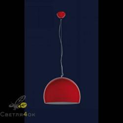 Подвесная люстра 720LK80052-3 RED