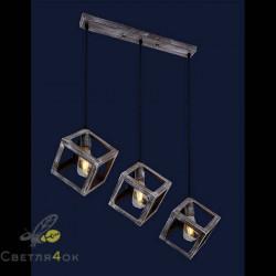 Светильник в стиле Лофт 746WXA007-3