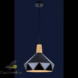 Светильник в стиле Лофт 7529080-1 BK