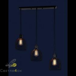 Светильник в стиле Лофт 756PR1517-3L