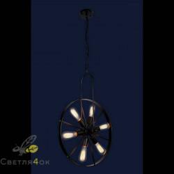 Светильник в стиле Лофт 756PR5123-6