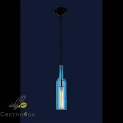 Светильник Лофт 758D843-1 BLUE