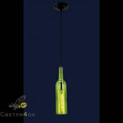Светильник Лофт 758D843-1 GREEN