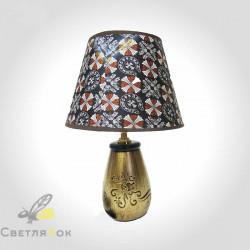 Настольная лампа ST-2617-T+SHADE