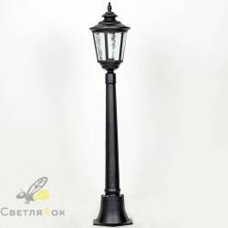 Садово - парковый светильник KX-4902 BK