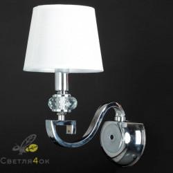 Бра с абажуром SD-5160/1W CHR