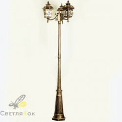 Столб KX-029-1/P3 Bronze