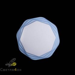Люстра Светодиодная SC-8136/500 BU WH DIMMER