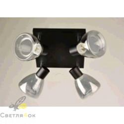 Светильник SH-1413/4 BK+CR