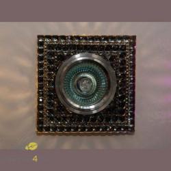 Точечный светильник 7027 Led Black