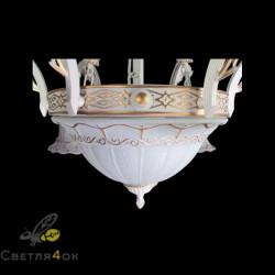 Люстра в античном стиле 208-6-3