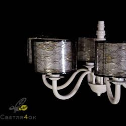 Люстра классическая 6022-8 White