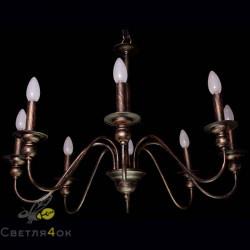 Люстра декоративная Прованс 6026-8 Brown