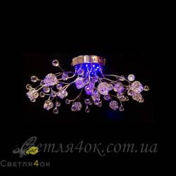 Галогенная люстра LED с пультом - 1274-13 LED