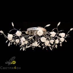 Галогенная люстра LED с пультом - 9023-19 LED