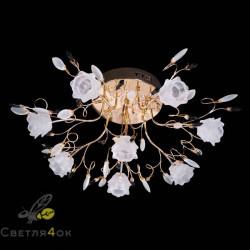 Галогенная люстра LED с пультом - 9996-8A LED