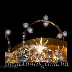 Галогенная люстра  LED c пультом - 6232-16 LED