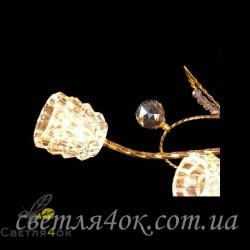 Галогенная люстра LED с пультом - 8299-13 LED