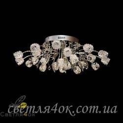 Галогенная люстра LED с пультом - 8299-22 LED