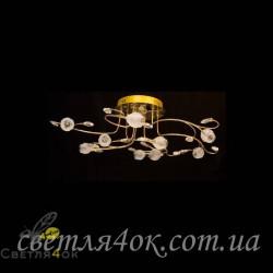 Галогенная люстра с пультом - 9508-9