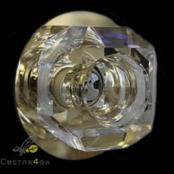 Хрустальный светильник - 1014 GD