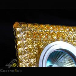 Точечный светильник 7027 Yellow