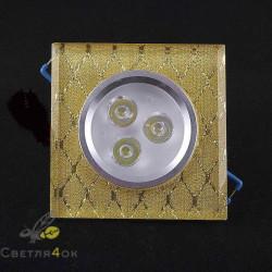 Точечный светильник - 805G-44-LED