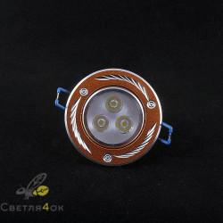 Точечный светильник - TM025-18 LED