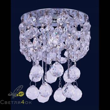 Хрустальный светильник 712A2056 CH/CL