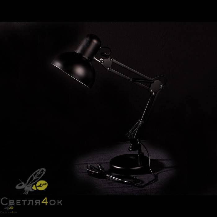 Настольная лампа 2810BK