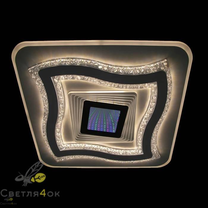 Люстра светодиодная 1702-sqA