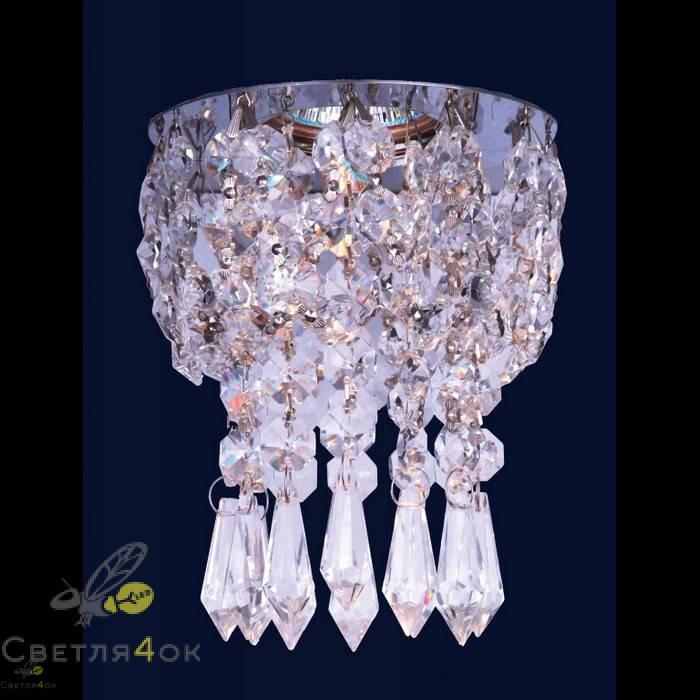 Хрустальный светильник 712A2058 GD/CL