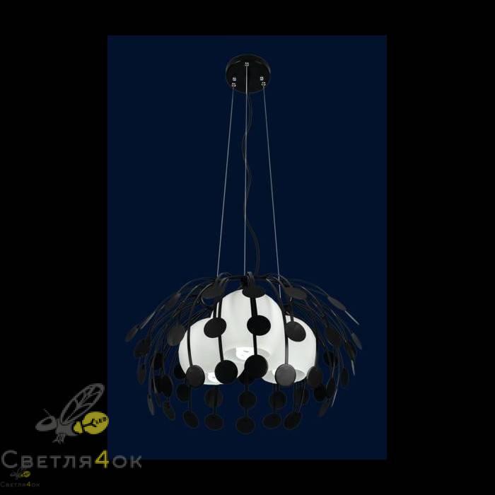 Светильник 7073052-3 черный