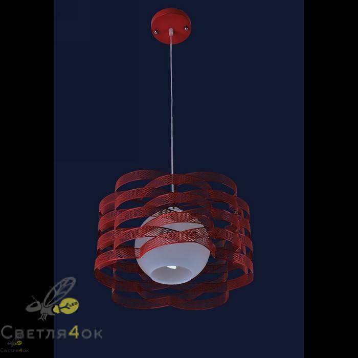 Светильник 7076154-1 красный