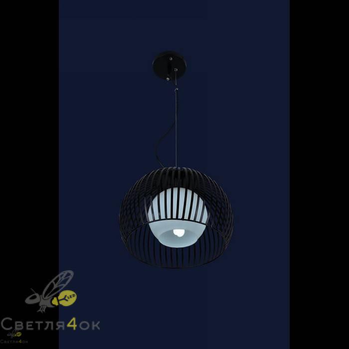 Светильник 7076330-1 черный