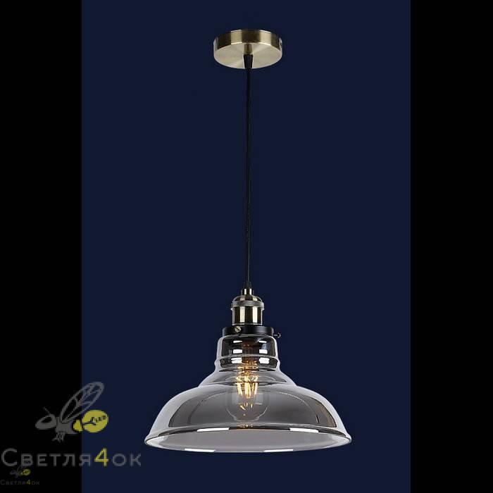 Светильник Лофт 748PD0012-1 Black