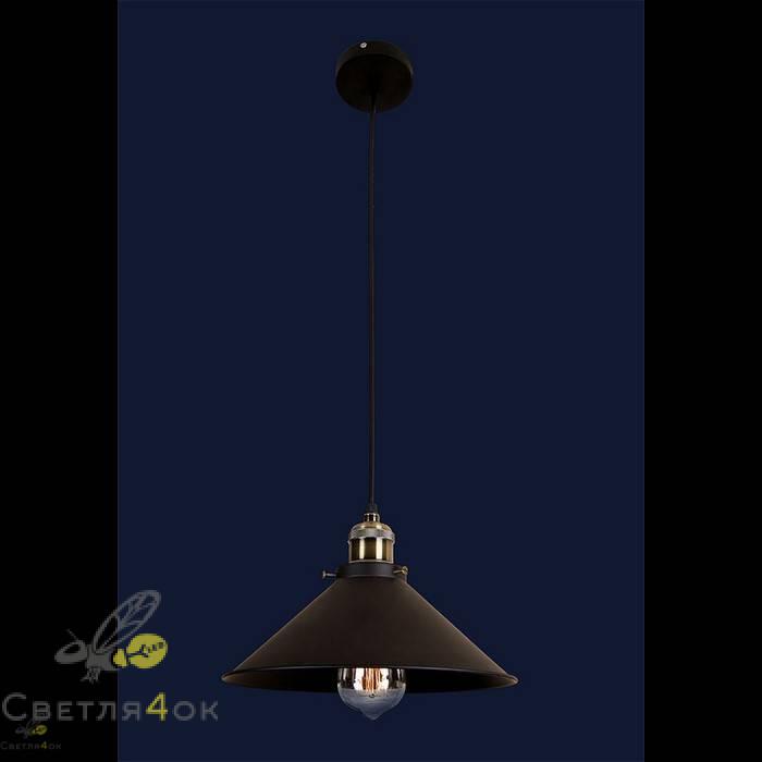 Светильник Loft 7526855-1 BK(360)