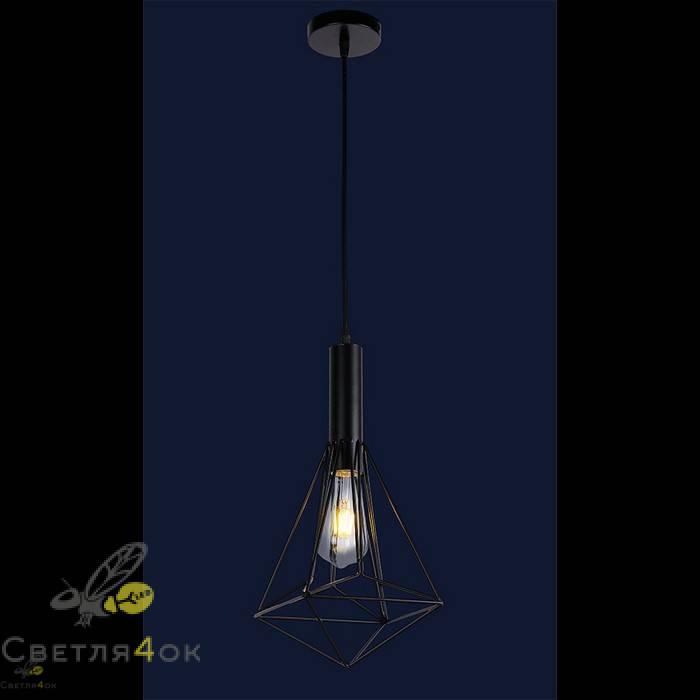 Светильник Loft 7529084-1 BK