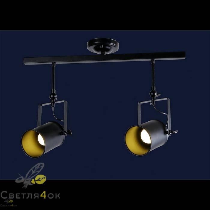 Прожектор Лофт 761SD02-2 BK