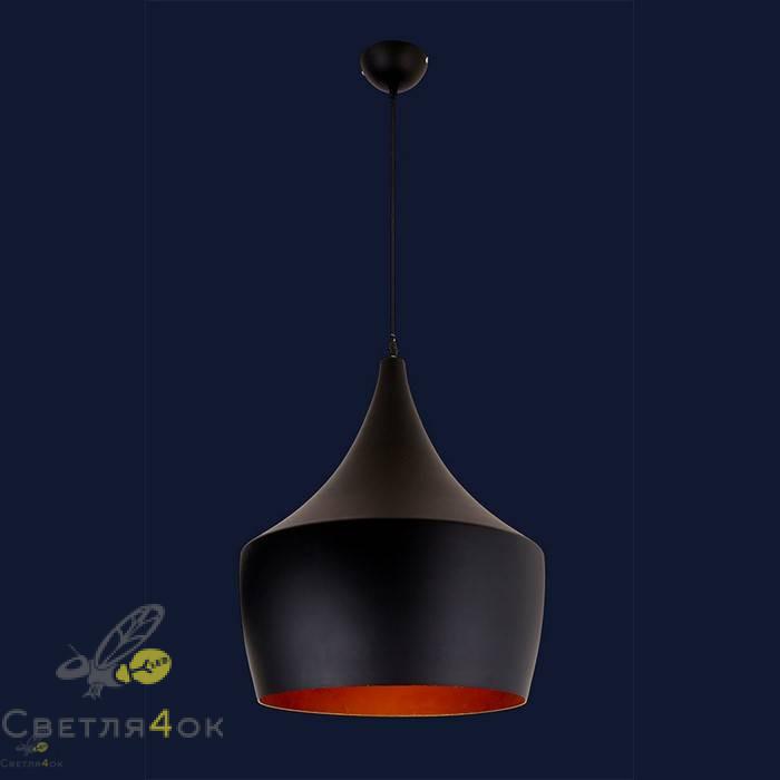 Светильник Лофт 7528333-1 BK