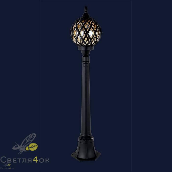 Уличный светильник 767V0104-M-LL BK