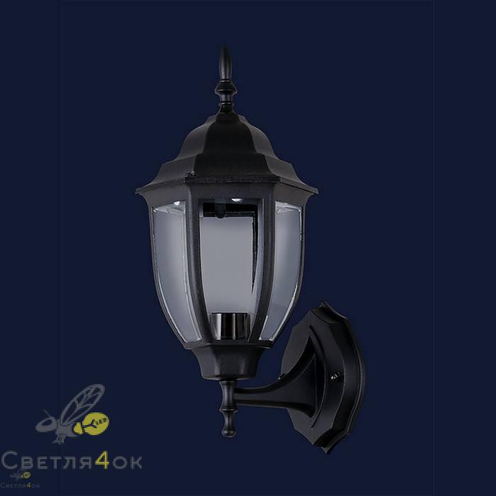 Уличный светильник 767V3802-M-WL BK