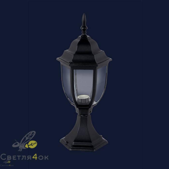 Уличный светильник 767V3802-S-ST BK