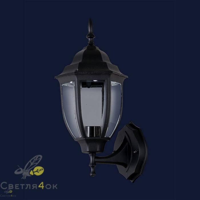 Уличный светильник 767V3802-S-WL BK