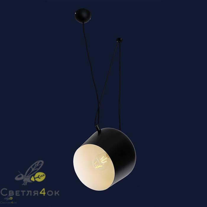 Светильник Лофт 761BK01-1 BK