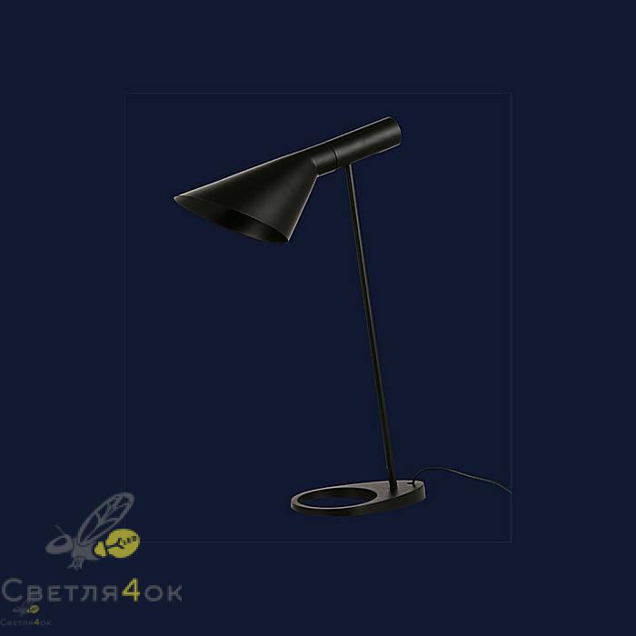 Настольная лампа 756PR5528-1 BK