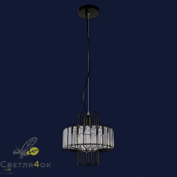 Светильник Лофт 756PRK009-1 BK