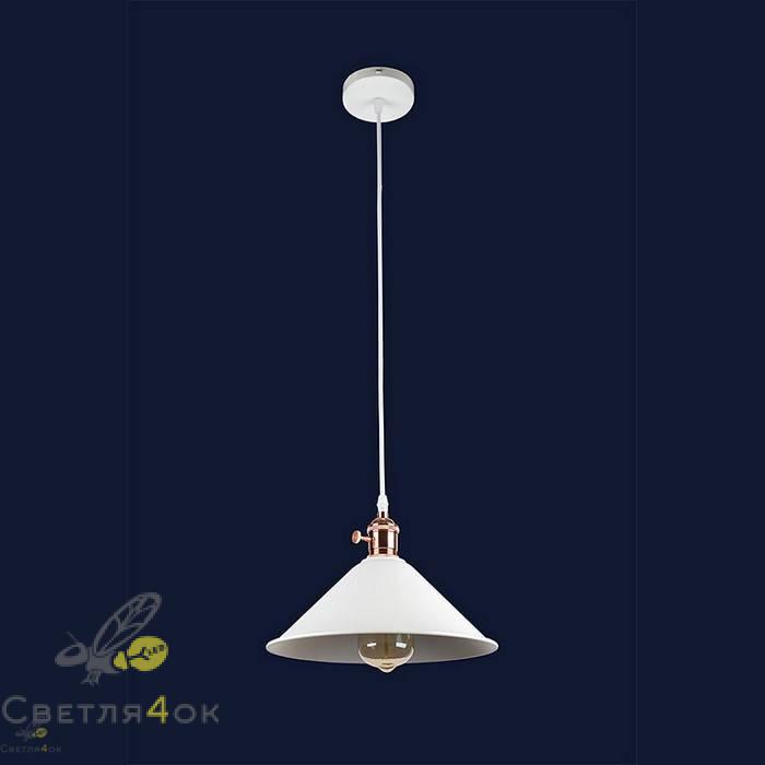 Светильник Лофт 752839F-1C BK